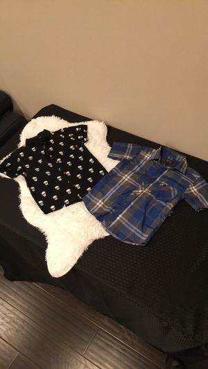 2 shirts with collars for Sale in Lakewood, CA