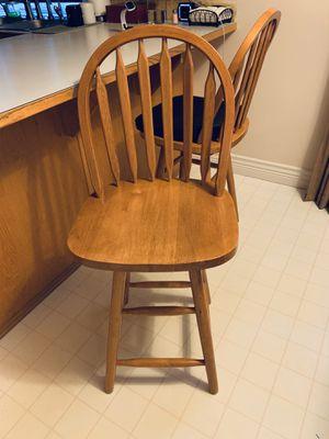 Two Bar Chairs for Sale in Auburn, WA