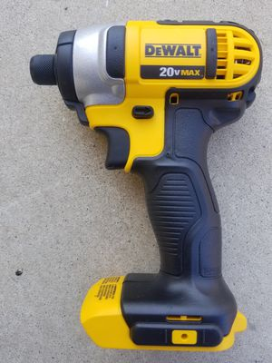 20 V DeWalt Impact NEW !!!!!! TOOL ONLY for Sale in Bakersfield, CA