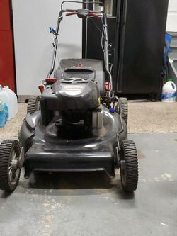 Craftsman platinum easy walk Lawn Mower for Sale in Lacey Township,  NJ
