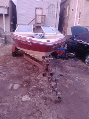 Boat and trailers for sale 4.0 engine for Sale in Bolingbrook, IL