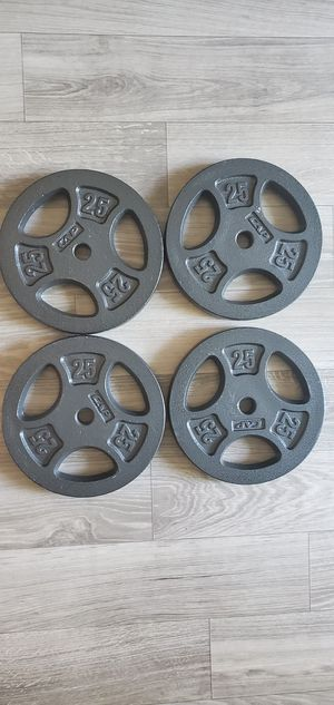 Weight plates for Sale in Richardson, TX