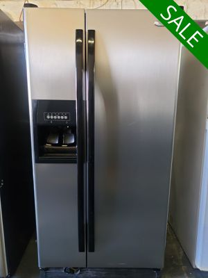 💥💥💥Whirlpool FIRST COME!! Refrigerator Fridge Stainless Steel #1489💥💥💥 for Sale in Riverside, CA
