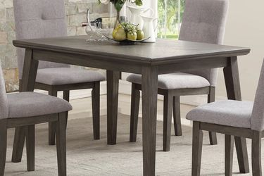5 PCS Sahara Collection Dining table set $529.00 Hot Buy! In Stock! Free Delivery 🚚 for Sale in Ontario,  CA