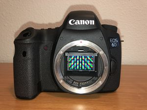 Canon EOS 6D w/ Canon 17-40mm f/4 L lens. for Sale in Portland, OR