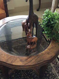 2 Side Tables for Sale in Bellevue,  WA