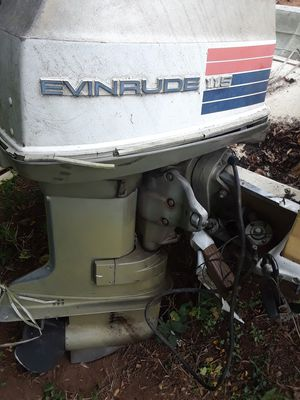 1973 Johnson 115 hp for Sale in New Haven, CT
