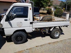Cushman hijet micro mini truck for Sale in Norco, CA