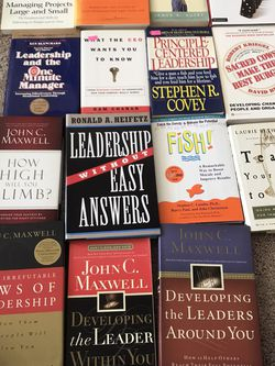 Leadership and Business Books for Sale in Dublin,  PA