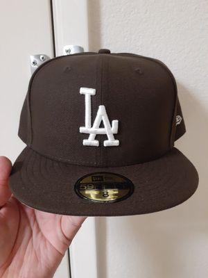Los Angeles Dodgers Brown New Era 5950 Cap for Sale in Chula Vista, CA