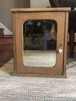 Antique Wooden Cabinet for Sale in Arlington,  VA