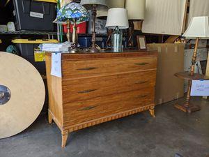 Art deco antique dresser - MUST GO - $40 for Sale in Upland, CA