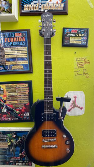 Epiphone Guitar Special Model II for Sale in Safety Harbor, FL