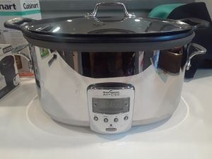 All-clad digital slow cooker (Retails $239 for Sale in Fort Washington, MD