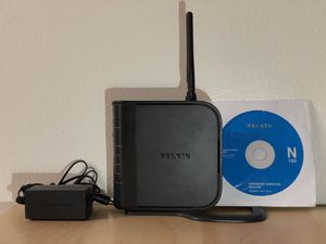 BELKIN WiFi router for Sale in Los Angeles, CA