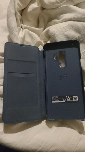 Samsung S9+ phone case for Sale in Houston, TX
