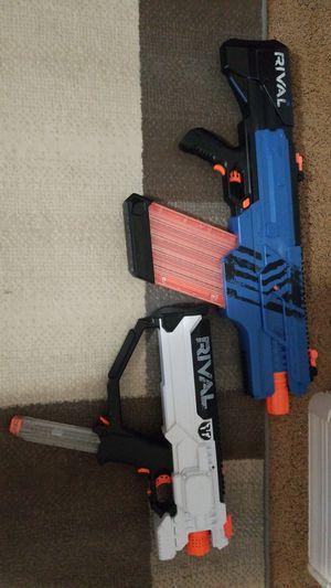 NERF rival guns for Sale in Phoenix, AZ