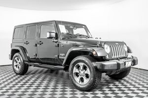 2016 Jeep Wrangler Unlimited for Sale in Lynnwood, WA