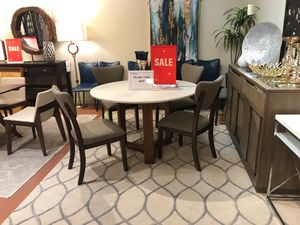 Marble Dining Table for Sale in Seattle, WA