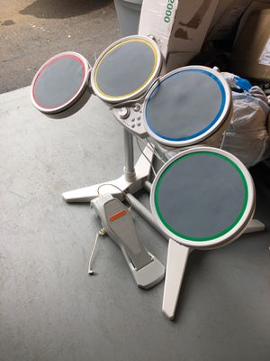 Wii drums for Sale in Poway, CA