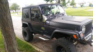 1998 Jeep Wrangler for Sale in Columbus, OH