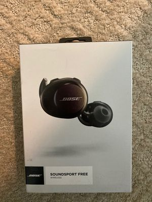 Bose soundsport headphones for Sale in San Jose, CA