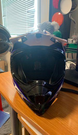 HJC kids dirt bike helmet for Sale in Woodbine, MD