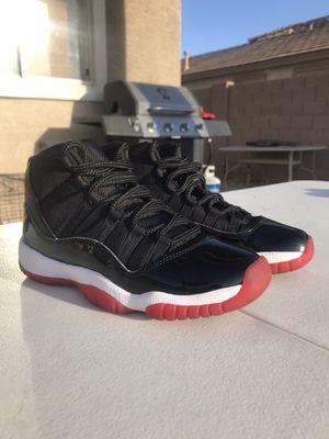 Jordan Bred 11's (Size 7) for Sale in Phoenix, AZ