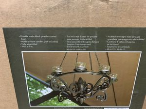 Outdoor Chandelier New in Box for Sale in Brandon, MS