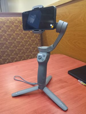 DJI OSMO 3 camera gimbal with tripod & case for Sale in Fort Lauderdale, FL