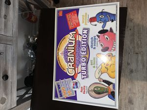 Cranium Turbo Edition Board Game for Sale in LAUD BY SEA, FL