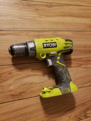 Drill RYOBI for Sale in Dundalk, MD