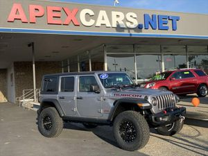 2018 Jeep Wrangler Unlimited for Sale in Fremont, CA