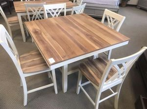 """New 5- PC Breakfast Kitchen Dining Table """"THANKSGIVING SALE"""" for Sale in Missouri City, TX"""