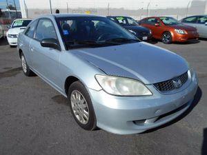 2005 Honda Civic Cpe for Sale in Garden Grove, CA