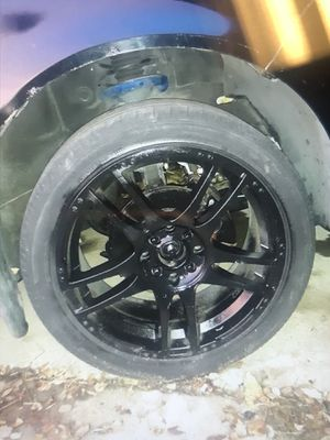 215 45R17 tires and rims for Sale in Sandy, UT