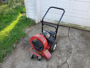 Big leaf blower works great for Sale in Massillon, OH