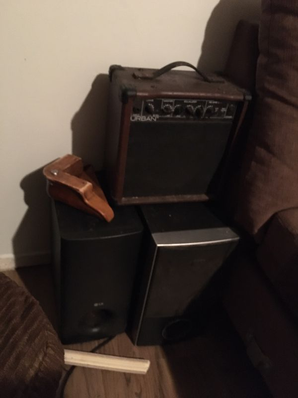 For sale speakers