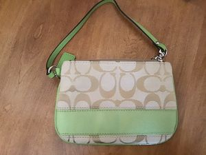 Coach Change Purse for Sale in Wallingford, CT