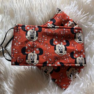 Minnie Mouse 3D Face Mask for Sale in Los Angeles, CA