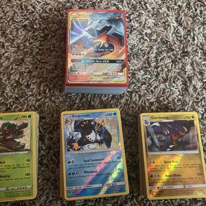 4 Ready to play pokemon card decks(Including 1 Tournament lead charizars and reshiram Gx deck) for Sale in Washington, DC