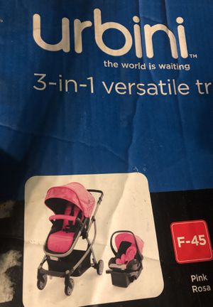 Stroller set 3n 1 for Sale in Pittsburgh, PA