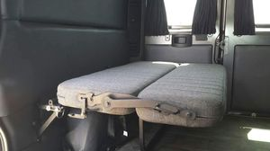Camper van/ RV/ conversion seat bed futon for Sale in Bell, CA