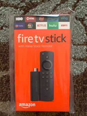 Brand new amazon Fire TV stick factory sealed for Sale in Fullerton, CA