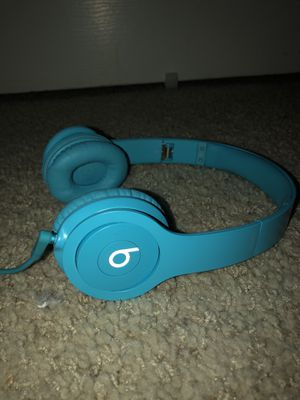"""Blue """"Beats"""" Headphones for Sale in Vacaville, CA"""