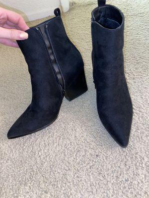 Black Matt & Nat booties - size 8 for Sale in Irvine, CA