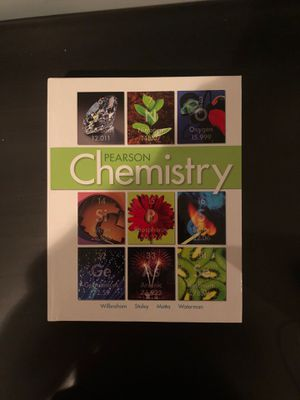 Pearson Chemistry 2012 hardcover grade 11/10 book for Sale in Coral Gables, FL
