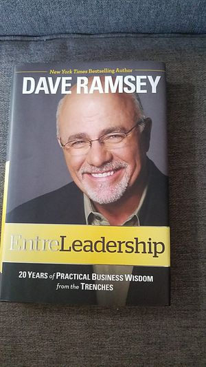Dave Ramsey Entre Leadership for Sale in Payson, AZ