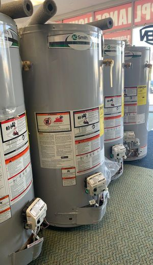 Brand New AO Smith Gas 40 Gal Water Heater 489 for Sale in Chino Hills, CA