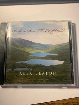 Alex Beaton - I Have Seen the Highlands cd for Sale in Highland, IL